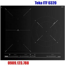 Bếp Điện Từ Teka ITF 6320 10210179 3 Mặt Bếp