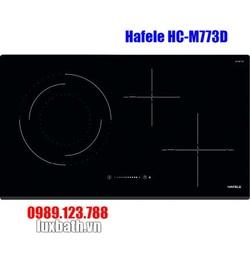 Bếp Điện Từ Hafele HC-M773D 536.61.705 Kết Hợp Hồng Ngoại 3 Vùng Nấu