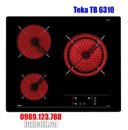 Bếp Hồng Ngoại Teka TB 6310 40239034 3 Vùng Nấu
