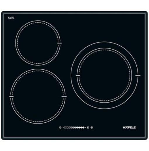 Bếp Điện Từ Hafele HC-I603B 536.01.601 3 Vùng Nấu