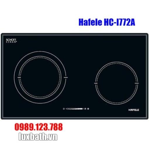 Bếp Điện Từ Hafele HC-I772A 536.01.695 2 Vùng Nấu