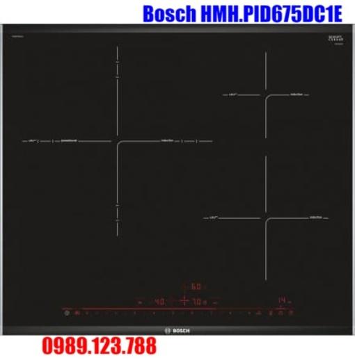 Bếp Từ Bosch HMH.PID675DC1E Vuông 3 Vùng Nấu