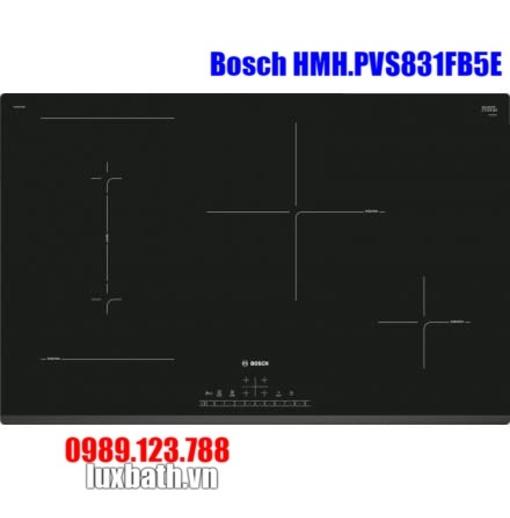Bếp Từ Bosch HMH.PVS831FB5E 4 Vùng Nấu
