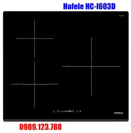 Bếp Điện Từ Hafele HC-I603D 536.61.631 3 Vùng Nấu