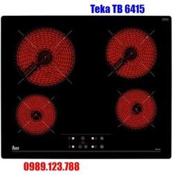 Bếp Hồng Ngoại Teka TB 6415 40239042 4 Vùng Nấu