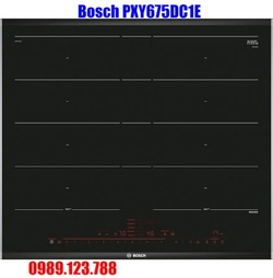 Bếp Điện Từ Bosch PXY675DC1E 4 Vùng Nấu