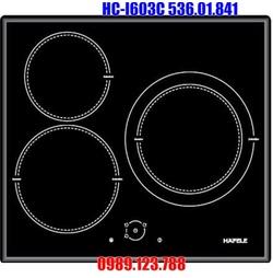 Bếp Điện Từ Hafele HC-I603C 536.01.841 3 Vùng Nấu