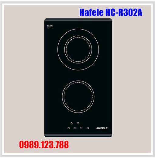 Bếp Điện Hồng Ngoại Hafele HC-R302A 536.01.620 2 Vùng Nấu