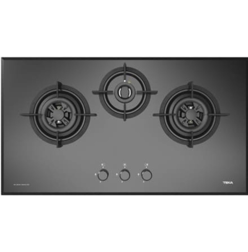 Bếp Ga Teka CGW LUX 86 3G AI AL 40215100 3 Mặt Bếp