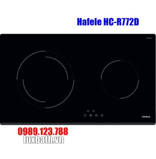 Bếp Điện Hồng Ngoại Hafele HC-R772D 536.61.685 2 Vùng Nấu