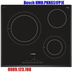 Bếp Điện Bosch HMH.PKK651FP1E Hồng Ngoại 3 Vùng Nấu