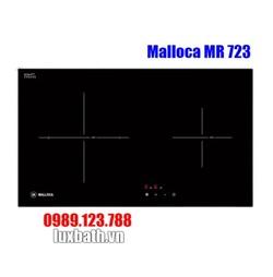 Bếp Điện Hồng Ngoại Malloca MR 723 Kính Âm 2 Vùng Nấu