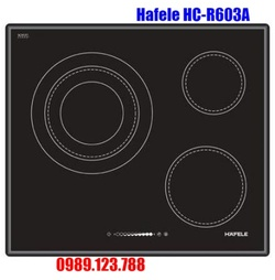 Bếp Điện Hồng Ngoại Hafele HC-R603A 536.01.631 3 Vùng Nấu