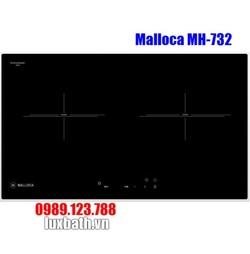 Bếp Điện Malloca MH-732 ER Hồng Ngoại 2 Vùng Nấu