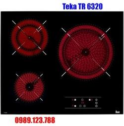 Bếp Hồng Ngoại Teka TR 6320 40239012 3 Vùng Bếp