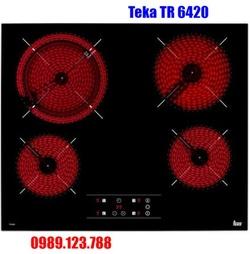 Bếp Hồng Ngoại Teka TR 6420 40239022 4 Vùng Nấu