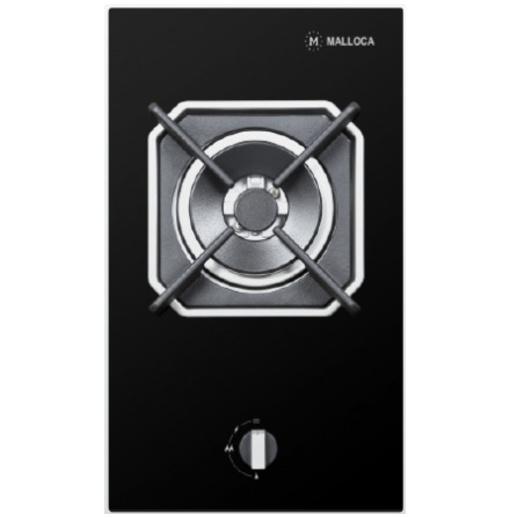 Bếp Ga Malloca MDG 301 Mặt Kính 1 Bếp Domino