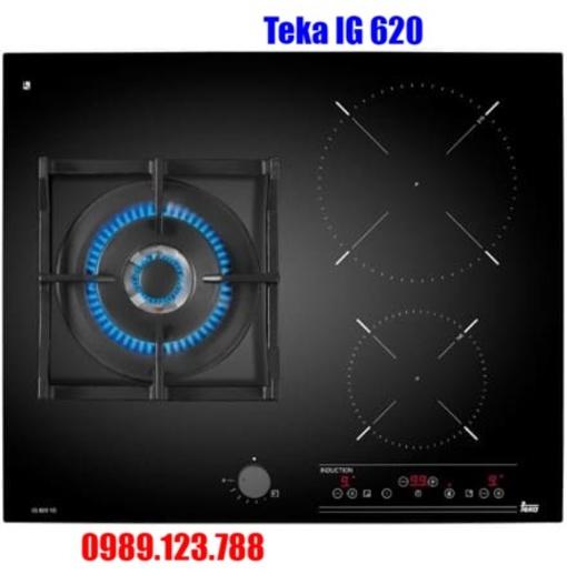 Bếp Ga Teka IG 620 1G AI AL DR CI 40213010 3 Mặt Bếp