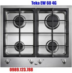 Bếp Ga Teka EW 60 4G AI AL CI BUT E1 40218010 4 Vùng nấu