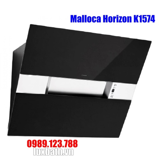 Máy Hút Khói Khử Mùi Malloca Horizon K1574 Áp Tường Nghiêng