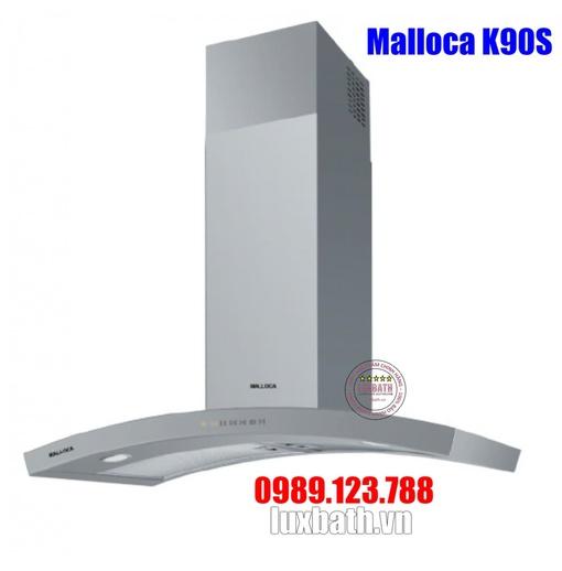 Máy Hút Khói Khử Mùi Malloca K90S Áp Tường