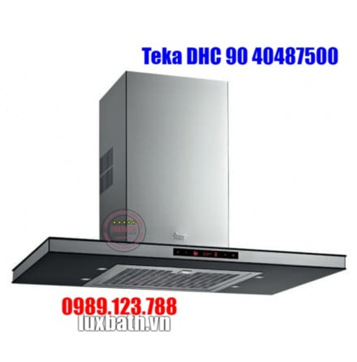 Máy Hút Mùi Teka DHC 90 40487500 Ống Khói