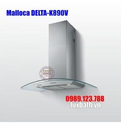 Máy Hút Khói Khử Mùi Malloca DELTA-K890V Áp Tường