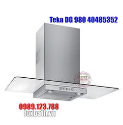 Máy Hút Mùi Teka DG 980 40485352 Ống Khói