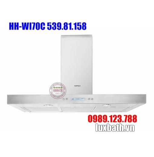 Máy Hút Khói Khử Mùi Hafele HH-WI70C 539.81.158 Gắn Tường