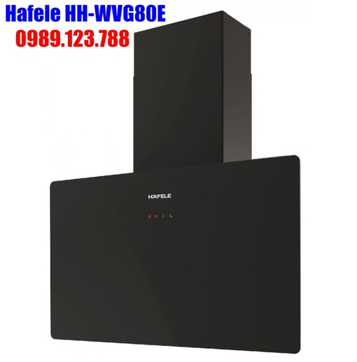 Máy Hút Khói Khử Mùi Hafele HH-WVG80E 533.86.018 Gắn Tường