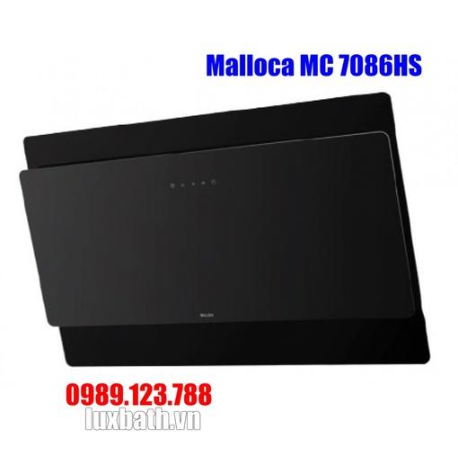 Máy Hút Khói Khử Mùi Malloca MC 7086HS Áp Tường Nghiêng
