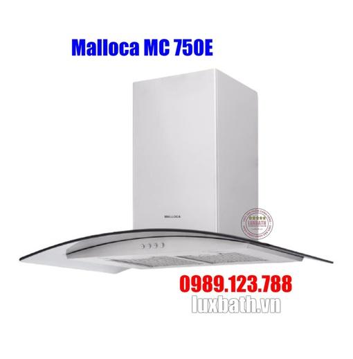 Máy Hút Khói Khử Mùi Malloca MC 750E Áp Tường