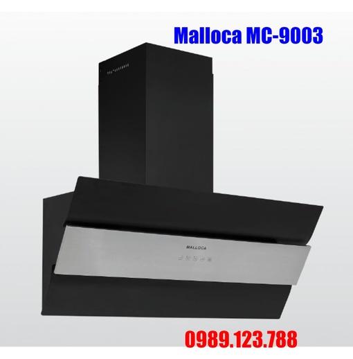 Máy Hút Khói Khử Mùi Malloca MC-9003 Áp Tường Nghiêng