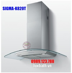 Máy Hút Khói Khử Mùi Malloca SIGMA-K820T Áp Tường
