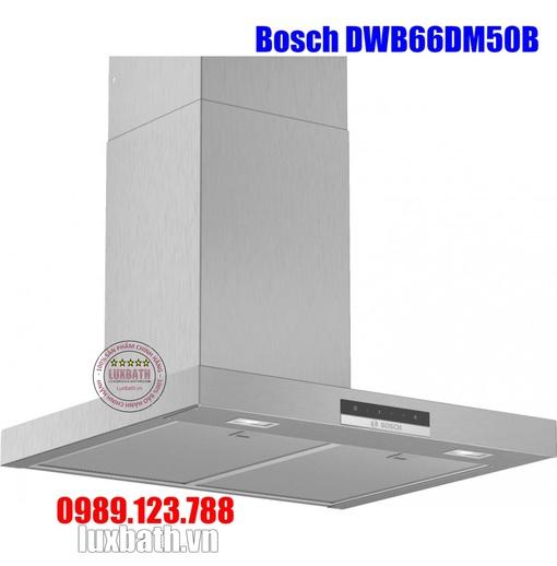 Máy Hút Mùi Bosch DWB66DM50B Gắn Tường