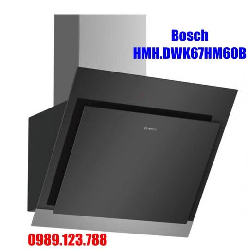 Máy Hút Mùi Bosch HMH.DWK67HM60B Gắn Tường