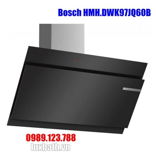 Máy Hút Mùi Bosch HMH.DWK97JQ60B Nghiêng Gắn Tường