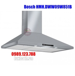 Máy Hút Mùi Bosch HMH.DWW09W851B Gắn Tường