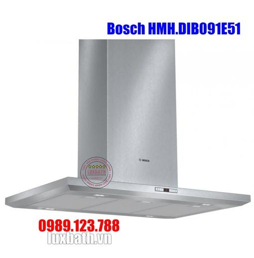 Máy Hút Mùi Bosch HMH.DIB091E51 Lắp Đảo