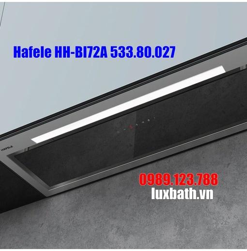 Máy Hút Khói Khử Mùi Hafele HH-BI72A 533.80.027 Âm Tủ
