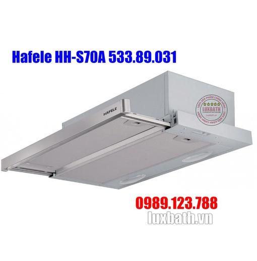 Máy Hút Khói Khử Mùi Hafele HH-S70A 533.89.031 Âm Tủ