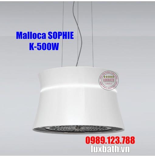 Máy Hút Khói Khử Mùi Malloca SOPHIE K-500W Đảo