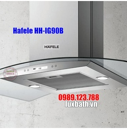 Máy Hút Khói Khử Mùi Hafele HH-IG90B 539.81.775 Đảo