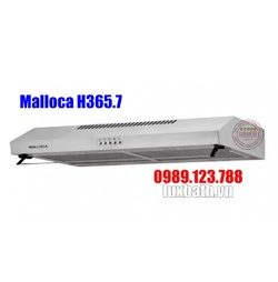 Máy Hút Khói Khử Mùi Malloca H365.7 Cổ Điển