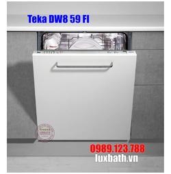 Máy Rửa Chén Teka DW8 59 FI 40716200 Âm Toàn Phần