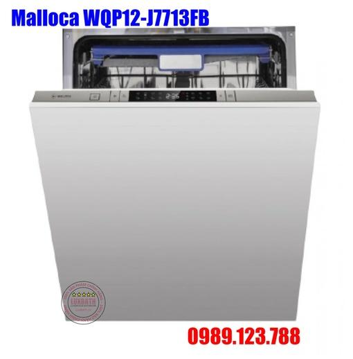 Máy Rửa Chén Malloca WQP12-J7713FB Âm Tủ Hoàn Toàn