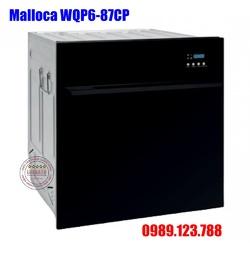 Máy Rửa Chén Malloca WQP6-87CP Âm Tủ Ngăn Kéo