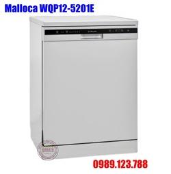 Máy Rửa Chén Malloca WQP12-5201E Đứng Độc Lập