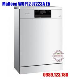 Máy Rửa Chén Malloca WQP12-J7223A E5 Đứng Độc Lập