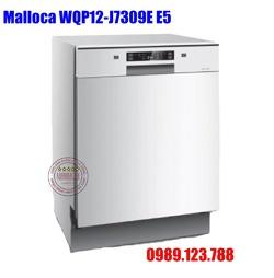 Máy Rửa Chén Malloca WQP12-J7309E E5 Âm Tủ